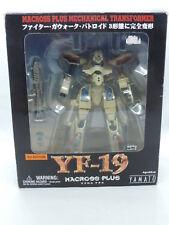 ++Near Mint++ Macross Plus 1/72 YF-19 Valkyrie Mechanical Transformer YAMATO#551