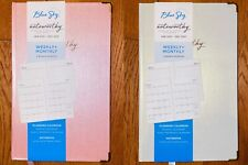 Blue Sky Noteworthy 2021 Premium Weekly Amp Monthly Planner Notebook Hard Cover