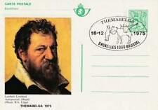 België briefkaart Cartes postale gestempeld 1975 BK3 - Zelfportret (1)