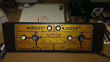 Control Panel for DOG PATCH - 1978 Midway-Very nice, complete, RARE, SHIPS FREE!