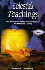 Celestial Teachings: The Emergence of the True Testament of Jmmanuel Jesus