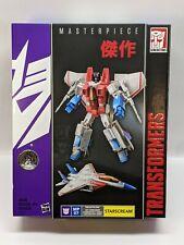 Transformers Masterpiece Starscream MP-07/MP-11 Figure TRU  Hasbro Complete