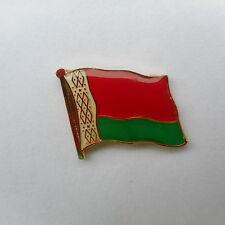 Weissrussland Flaggenpin,Anstecker,Flagge,Pin,Belarus