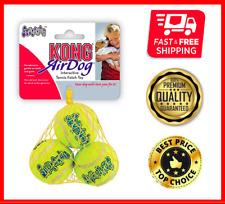 KONG AirDog Squeakair Ball Dog Toy, Small, 3 Count, FREE & FAST SHIPPING