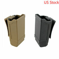 Tactical Double Stack Magazine Holster Molle Mag Holder for Glock 9mm Caliber