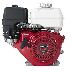 "New Honda GX270UT2QAG2 Engine 3 31/64 x 1"", 8.5 HP Oil Alert GX270  Known 9hp"
