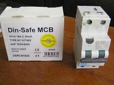 NHP TERASAKI Din-Safe MCB DSRCB1630.