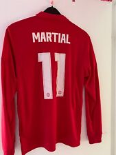 Maillot Manchester United Anthony Martial taille M