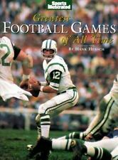 Sports Illustrated ~ Greatest Football Games of All Time by Hank Hersch