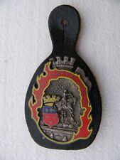 Insigne pucelle Sapeurs Pompiers ORLEANS Loiret 45 Jeanne d'Arc