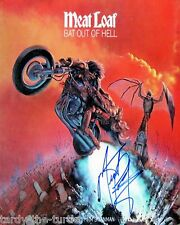 Meat Loaf #1  8 x 10 Autograph Reprint   Paradise by the Dashboard Light