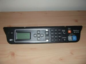 EPSON WORKFORCE WF-2750 FRONT PAINEL CONTROL