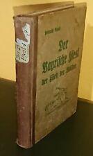 Rar! Raab: Der Bayrische Hiesl Matthias Klostermayer 1932 Jagd Wildschütz Hiasl
