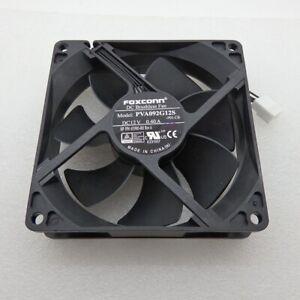 Foxconn DC12V 0.40A 4-Pin 90x90x25mm Cooling Fan PVA092G12S
