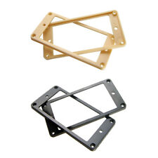 4pcs Plastic Humbucker Pickup Mounting Ring Frame for Electric Guitar Parts