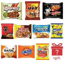 Lfood Korean popular ramen package 10 products each 1ea LF00082
