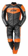 KTM Hommes Combinaison en Cuir de Moto Courses MOTOGP Vestes de Motard Pantalon