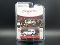 GREENLIGHT 1981 JEEP CJ7 TRUCK BARRETT JACKSON SERIES 4 1:64 DIECAST CAR