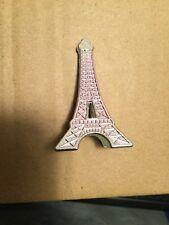 50 Pcs Small Silver Vintage Paris Eiffel Tower Metal Clips Photo Memo Holders