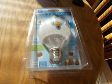 GE REVEAL 40W ENERGY SAVER LIGHT BULB (SCREW IN) BRAND NEW SEALED