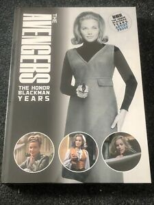 Avengers The Honor Blackman Years Hardback AP Book And 2 Dealer Promos Ltd To 50