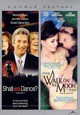 NEW - Shall We Dance / A Walk On The Moon (Double Feature)