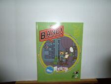 REVUE BANG N° 2 PRINTEMPS 2003 - CASTERMAN ET BEAUX ARTS MAGAZINE