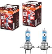 Osram Night Breaker Laser H7 55W  12V Halogen Leuchtmittel 130% 2 Stück im Set