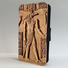 Egyptian Gods Hieroglyphics FLIP PHONE CASE COVER for IPHONE SAMSUNG