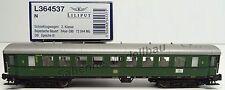 Liliput L364537 Schnellzugwagen 2.Kl. B4ye-29b 72 004 Mü DB Ep.III OVP