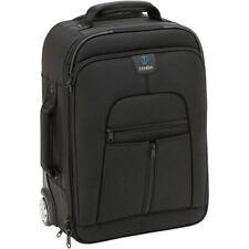 Tenba 638-330 Roadie Ii Hybrid Roller/Backpack For Cameras & Laptops, Black