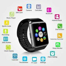2018 GT08 1.54″ Smart Watch Touch Screen Bluetooth Hands Free For iOS & Android