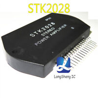 1PCS STK2028 Encapsulation:SIP-ZIP new