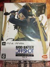 Playstation 4 PS4 - God Eater Off Shot Vol.4 Twin Pack (Japan) Code 2