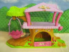 FISHER PRICE LITTLE PEOPLE FAIRY Treehouse w/  Swing playset building HOUSE ONLY
