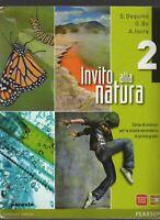 invito alla natura vol.2, PARAVIA PEARSON Scuola cod:9788839526052