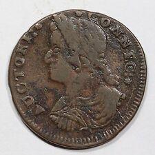 """1787 M30-hh.1 R2 """"ET LIR"""" Connecticut Colonial Copper Cent Coin"""