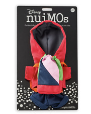 Disney NuiMOs Outfit Windbreaker Jacket with Backpack New with Card