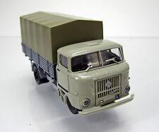 SES 14105728 IFA W 50 L Pritsche - Fahrschulwagen mit graubeiger Kabine