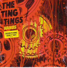 TING TINGS Hands Passion Pit REMIX NEW 2500made 7 Inch VINYL Record Store Day