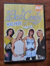 Bad Candy Was Here - Folge 05-09 - Nick DVD Girl Band Doku Soap mit Aufkleber xx