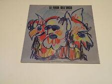 GIANNANTONIO DE VINCENZO -  La Fiaba Dell'Orso - LP 1990 SPLASC(H) Feat. R.GATTO