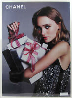 "NEW Authentic Chanel Advertising Poster Sign for Macy's Cosmetic Dept 20"" x 28"""