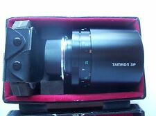 Tamron SP 500mm 1:8 f/8 Mirror Tele Macro BBAR MC for Nikon + 4 Filters -- Nice!