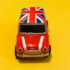 1 Cute Red Mini Car, Novelty 4GB USB Pen Drive, USB Flash Drive, Memory Stick