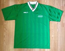 VINTAGE RETRO FRENSPORT BRAVO GREEN FOOTBALL TRIKOT JERSEY MAGLIA SHIRT UK M