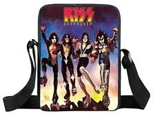 *KISS* Inspired Small Messenger Bag. (Brand New)