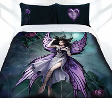 ANNE STOKES SILK LURE Gothic King Size Bed Doona   Duvet   Quilt Cover Set NEW