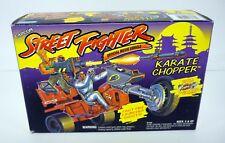 GI JOE STREET FIGHTER KARATE CHOPPER Vintage Movie Vehicle MISB COMPLETE 1994