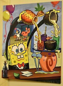 SPONGEBOB SQUAREPANTS Party 16x20 Poster